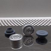 سیل آلومینیومی و راور پلاستیکی بسته 10 عددی