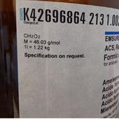 اسید فرمیک 50mL مرک