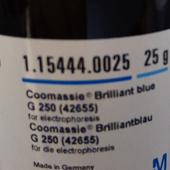 Commassie Blue G250 1gr merck